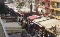 Kafası Estiği İçin Eylem Yapmak - İzmir - Küçükpark