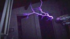Tesla Bobini ile Mortal Kombat Çalmak