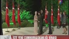 Yeni Cumhurbaşkanlığı Binası Ak Saray'ın İçerisinden Görüntüler