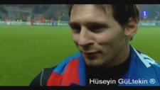Messi İle Röportajı - Sivas Şarkışla Şivesi