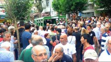 TSYD eski Başkanı Onur Belge son yolculuğuna uğurlandı