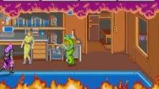 Konami - Ninja Kaplumbağalar Oyunu
