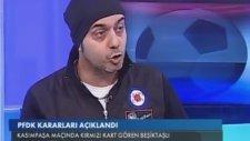 Ali Ece'nin Canlı Yayında Çıldırması