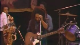 Bob Marley - The Wailers - Santa Barbara