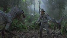 Jurassic Park Serisi - Dinozor Sahneleri