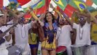 Pibtull ft. Jennifer Lopez, Clauida Lette - We Are One (Ole Ola) (Olodum Mix)