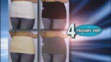 Trendy Top Wrap Bel Kapatıcı 2 Adet