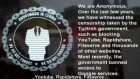Message from Anonymous: Turkish Censorship