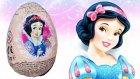 Pamuk Prenses Sürpriz Yumurta Oyuncak Açımı
