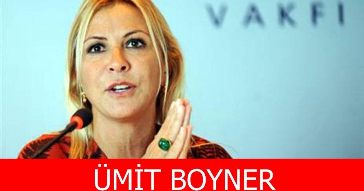 Ümit Boyner kimdir