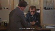 Woody Allen Tarzı Banka Soygunu - Take The Money And Run