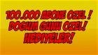 100.000 ABONE VE DOĞUM GÜNÜME ÖZEL HEDİYELER !! (VİDEODA AÇILACAK HEDİYELER)