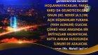 Cübbeli Ahmet Hoca Hz Mehdi as'ın her an çıkabileceğini ancak bidatlara alışanların Hz Mehdi as zuhu
