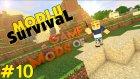 Minecraft Game Of Mods - Dinozor Kardeş - Bölüm 10