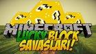 Minecraft LUCKY BLOCK SAVAŞLARI !! #2 (Lucky Block Wars)
