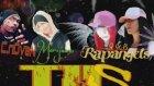 Rapangels Q & Pi Ft. Leo Lidran & Marijuana Aka - Tuş