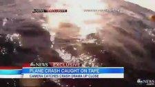 Uçak Düşerken Düşüş Anını Videoya Alan Yolcu