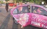 Cinsel Tacize Karşı Pembe Taksi