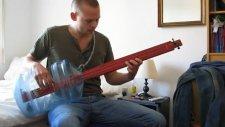 Damacanadan Bas Gitar Yapıp Black Sabbath Çalmak