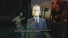 G-Man'in Half-Life Serisindeki Sahneleri