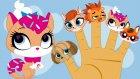 LPS Minişler Finger Family Şarkısı