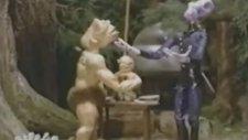 Prometheus and Bob (Stop-motion)