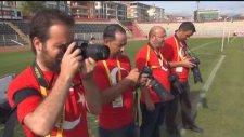 Gazetecilerden teröre ayyıldızlı tepki