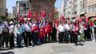 İnegölspor oyuncularından ve Çanakkale halkından teröre tepki