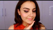 Kahverengi Tonlarında Makyaj | Hacer Sayıner