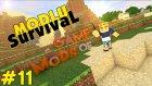 Minecraft Game Of Mods - Ağaç Oldum - Bölüm 11