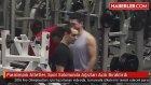 Paralimpik Atletler, Spor Salonunda Ağızları Açık Bıraktırdı