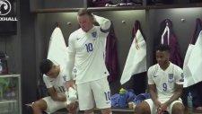 Rooney'nin duygusal anları