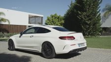 2016 Model Mercedes-AMG C63 S Coupe