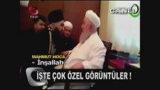 Cübbeli Ahmet Hoca ve Mahmud Efendinin Buluşması