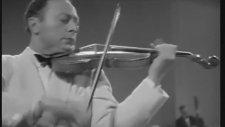 Jascha Heifetz - Introduction and Rondo Capriccioso in A minor Op. 28