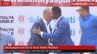 Antalyaspor'da Eto'o Krizi Erken Patladı