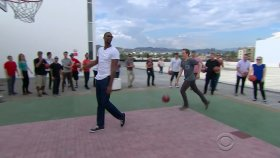 Chris Bosh'un Kapattığı Potaya Basket Atmaya Çalışmak