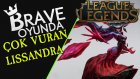 Çok Vuruyoruz! - Mezarcı Lissandra  - Orta Koridor - League of Legends