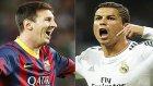 Ronaldo'ya Messi şoku