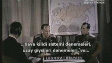 Uzayda Yürüyen İlk İnsanın Görüntüleri - Aleksey Leonov (1965)
