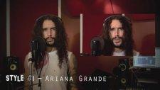 Ariana Grande - Problem 20 Farklı Stilde Söylemek - Ten Second Songs