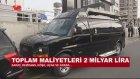 Cumhurbaşkanı Recep Tayyip Erdoğan'a 1 Milyonluk Makam Aracı