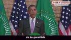 Obama'nın Koltuk Sevdalılarına Göndermesi