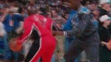 Shaq'ın Michael Jordan'a Attığı Fake