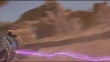Star Wars Bölüm 1 Yarış Sahnesi (Phantom Menace)
