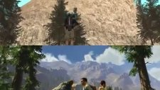 GTA San Andreas vs. GTA V