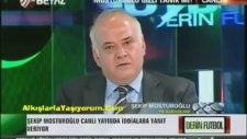 Şekip Mosturoğlu - Ahmet Çakar Kavgası