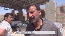 Telafer'den Kaçan Türkmenler Yardım İstiyor