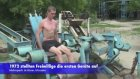 Ukrayna'da Sokak Sporu 3 - Body Building