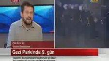 Canlı Yayında NTV'ye Ayar Vermek - Can Atalay